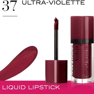 Bourjois, Rouge Edition Velvet. Liquid lipstick. 37 Ultra-violette . Volume: 6.7ml – 0.23fl oz