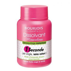 Bourjois, Magic Nail Polish Remover. Nail polish remover.  75ml