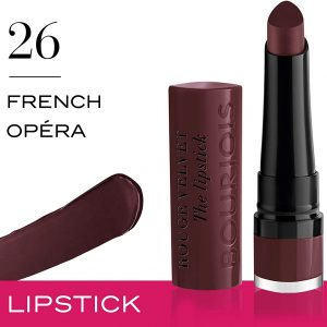 Bourjois Rouge Velvet The Lipstick 26 French Op?ra 2.4g – 0.08oz