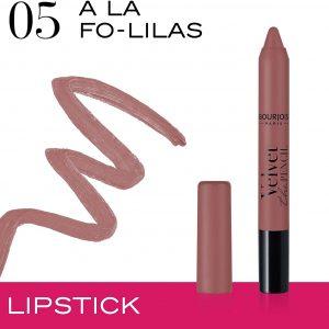 Bourjois Velvet The Pencil 05 A la fo-lilas 3g – 0.106oz
