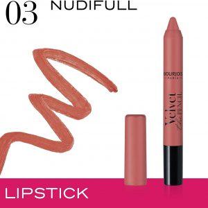 Bourjois Velvet The Pencil 03 Nudifull 3g – 0.106oz