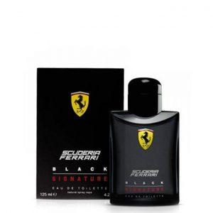 Black Signature EDT Spray 125ml