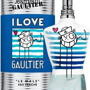 JPG I LOVE GAULTIER LE MALE EAU FRAICHE EDT