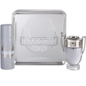 Paco Rabanne – Invictus (Edt 100Ml + Deo Spray 150Ml)