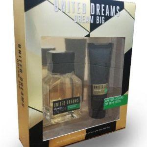 Dream Big Mens (Edt 100Ml + Afb Tb 75Ml)