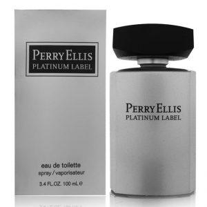 Perry Ellis – Paltinum Label Edt 100ml