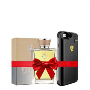 NOBLE FIG EDT SPRAY + IPHONE 6 & 7 COVER – 100ml