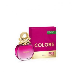 Colors Pink Perfume For Women – 80ml