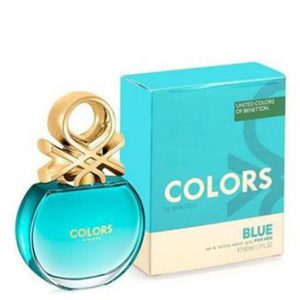 Colors Blue Perfume For Women – 50ml