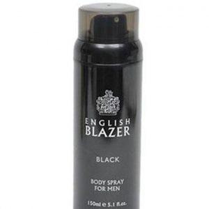 English Blazer – Black Deo Spray For Men – 150ml