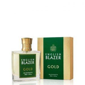 English Blazer – Gold Perfume For Men – 100ml